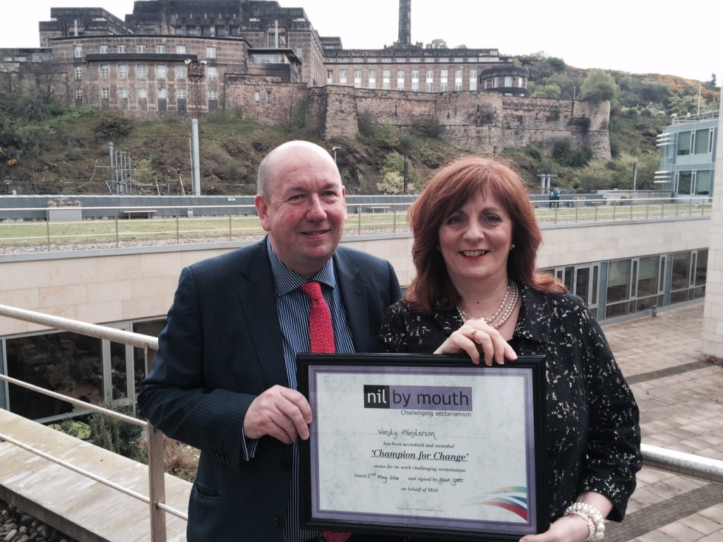 City of Edinburgh Council became first in Scotland to offer Beyond Religion and Belief training to its staff