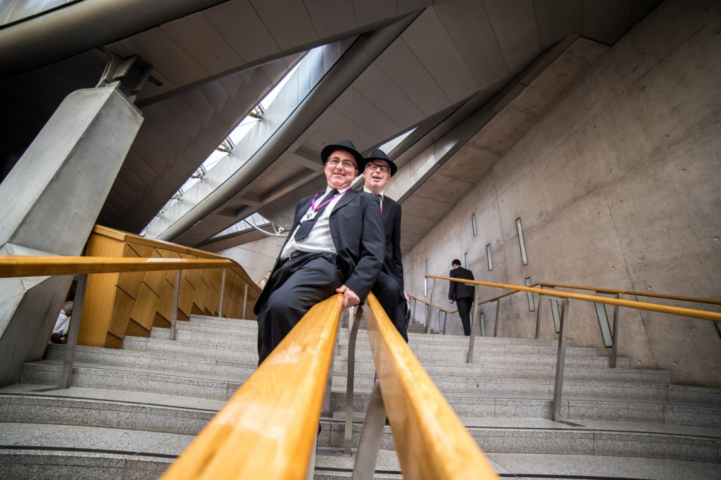The crazy clerics take Holyrood by storm