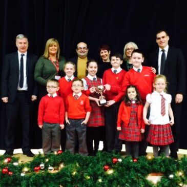 Gold for St Blane's