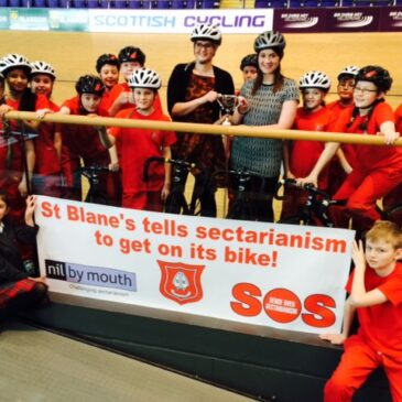 Sectarianism Told to Get on Its Bike