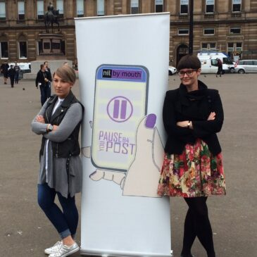 Young People Urged to 'Pause B4U Post'