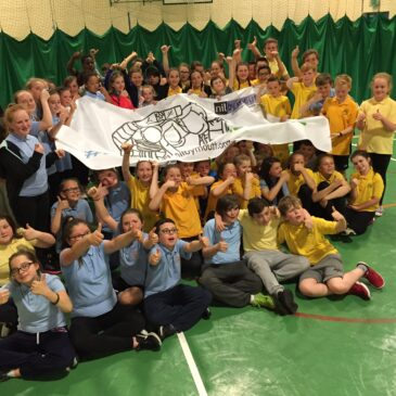 'Champions for Change' Funding Boost