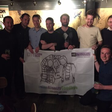 Tour Concludes in Glasgow