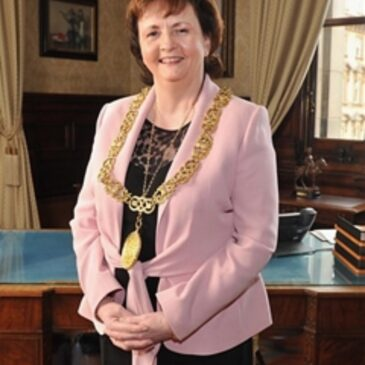 Lord Provost Backs 'Champions for Change'