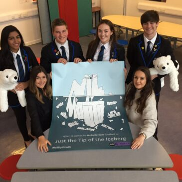 Charity Launches 'Tip of the Iceberg Campaign'